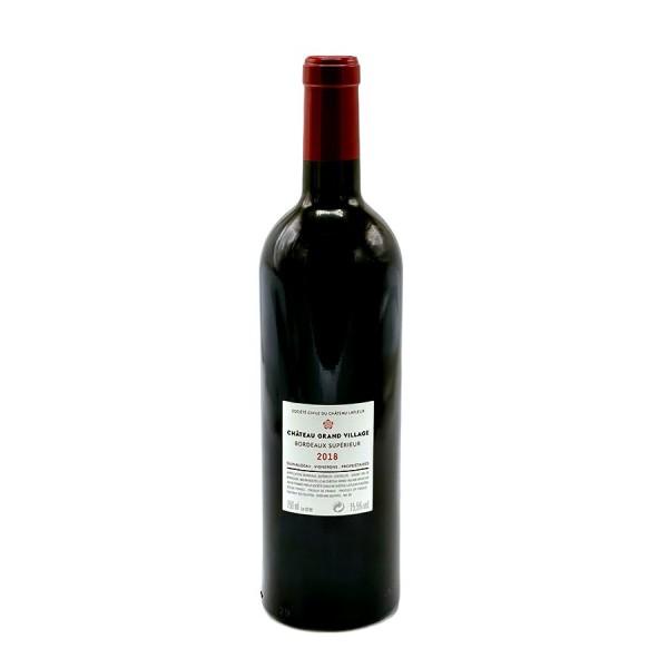 Grand Village (1er OHK)