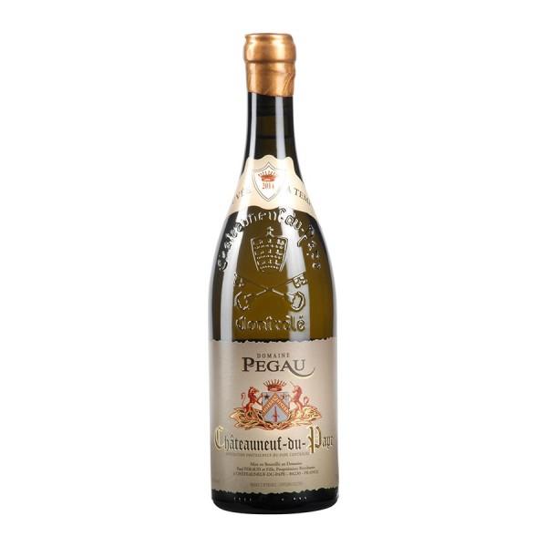 """Châteauneuf du Pape blanc Cuvée """"A Tempo"""""""