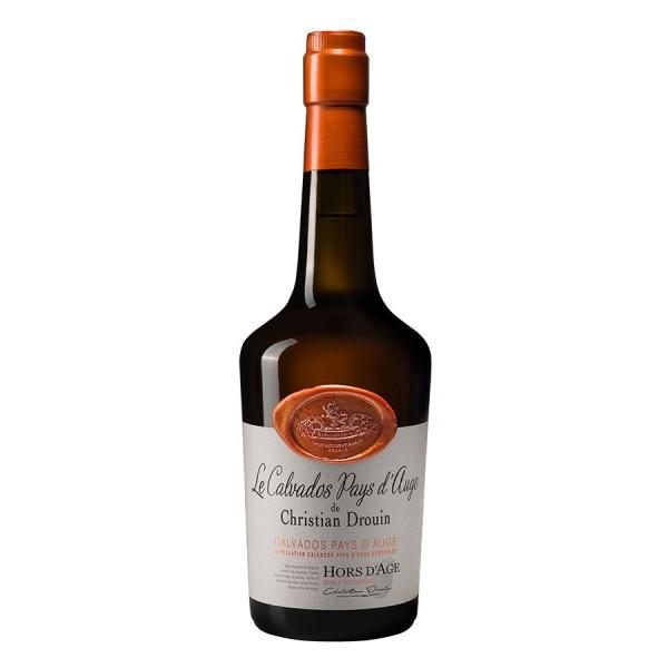 Calvados Pays d´Auge Hors d´âge - 42% Alk.