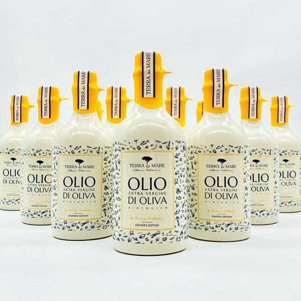 Bio Olivenöl Extra Vergine – Picholine