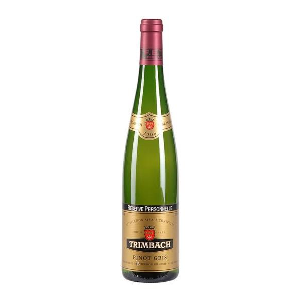 """Pinot Gris """"Réserve Personnelle"""""""
