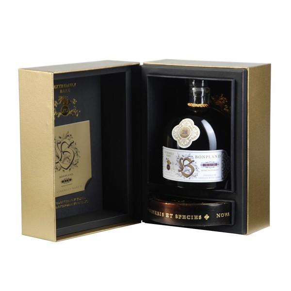 Bonpland Rum Guyana 28 Years - 50% Alk. - Enmore Distillery