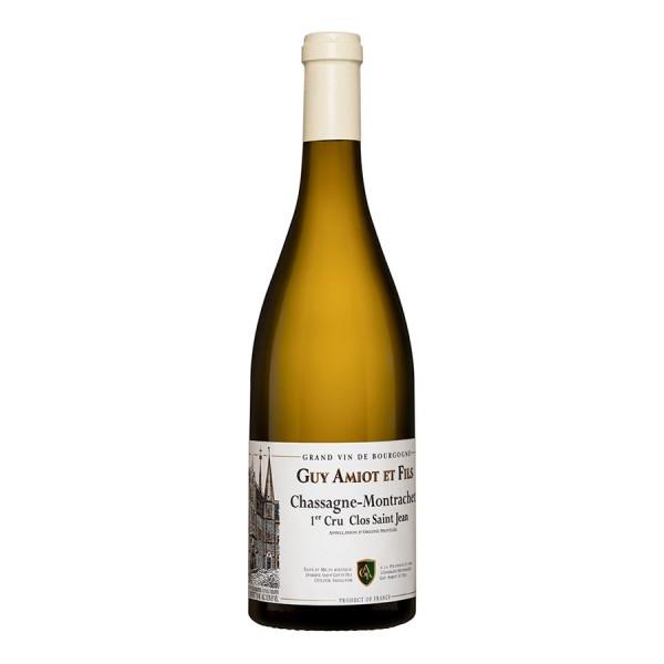 """Chassagne-Montrachet 1er Cru """"Clos St. Jean"""""""