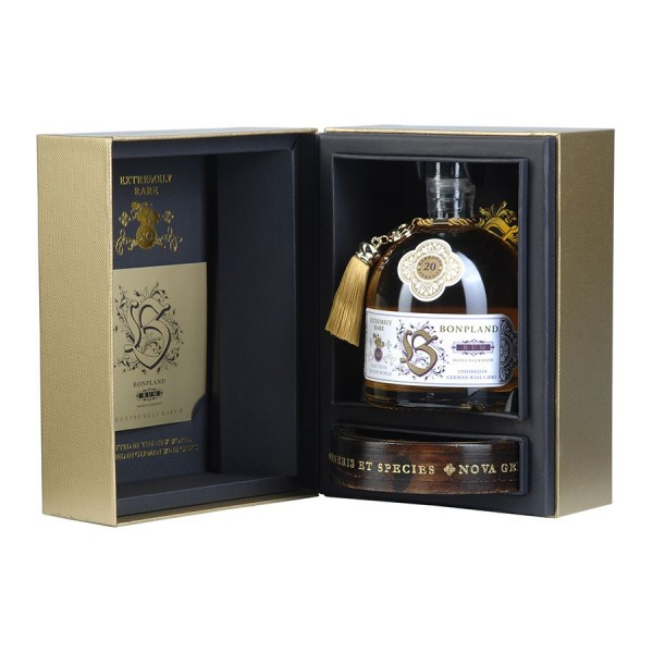 Bonpland Rum Trinidad 21 Years - 50% Alk. - Caroni Distillery