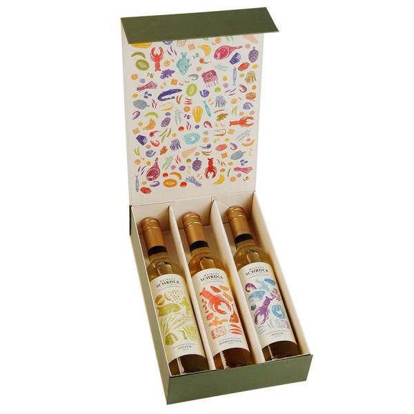 Süßweinbox 3er