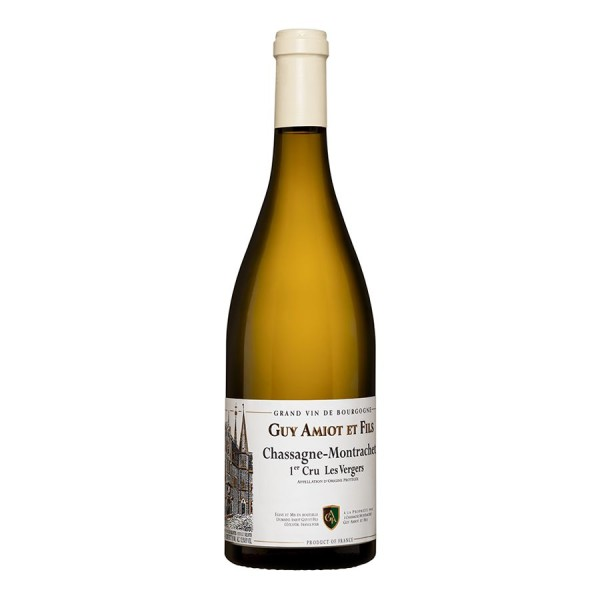"Chassagne-Montrachet 1er Cru ""Les Vergers"""
