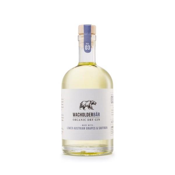 Wacholderbär Organic Dry Gin - Niederösterreich