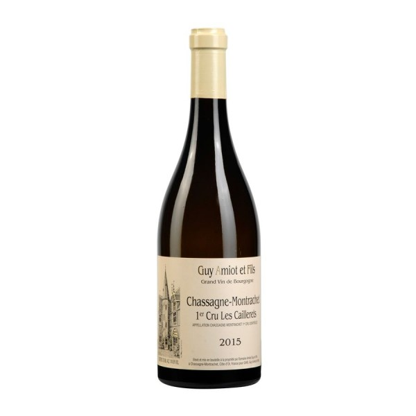 """Chassagne-Montrachet 1er Cru """"Les Caillerets"""""""