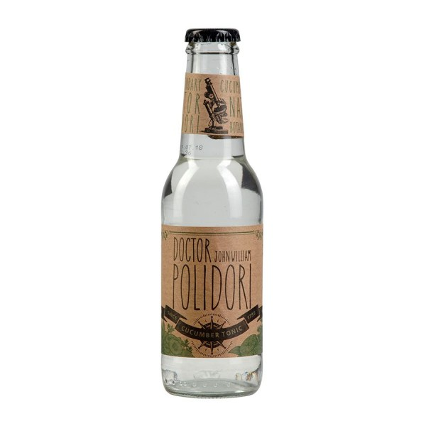 Dr. Polidor's Cucumber Tonic Water