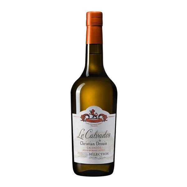Calvados Sélection A.O.C - 40% Alk.